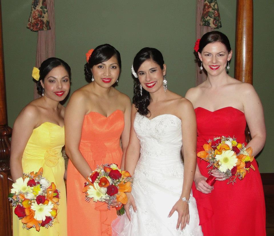 Dora special wedding day
